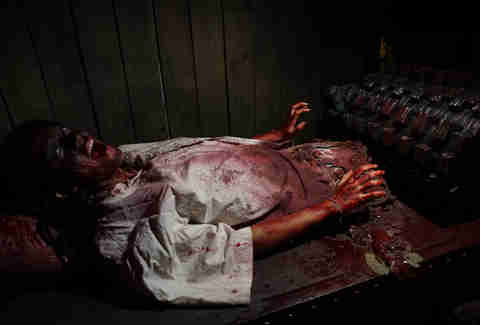 Houston Terror Dome Haunted House