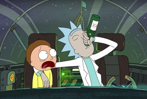 Rick and Morty Quotes: Best Quotes About Drinking from Rick ...