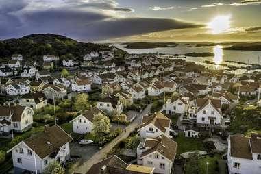 swedish houses sun