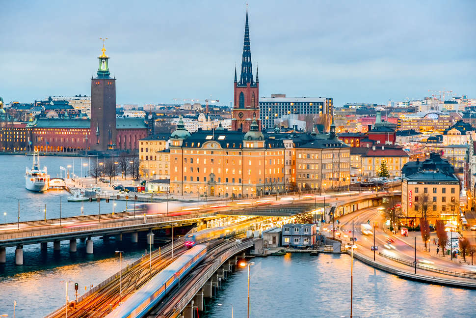 Visit Sweden Facts Best Things on Moving Things