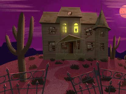 Arizona Haunted Places