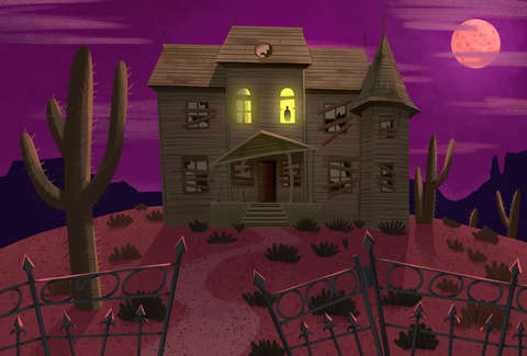 Arizona Haunted Places