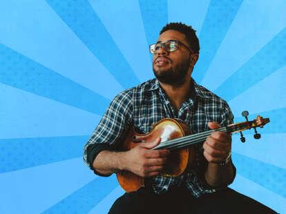 drew forde violist profile