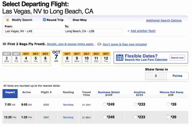 cheap flights in us