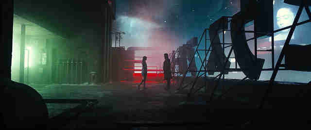 blade runner 2049 beautiful shot