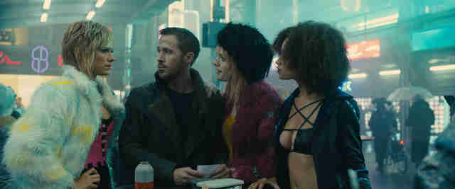 blade runner 2049 replicants
