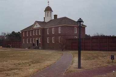 Old Public Hospital