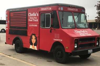 CheSa's Gluten Tootin Free Food Truck