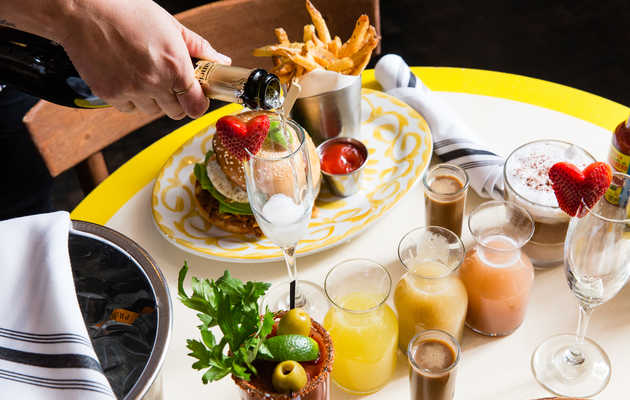 The Best Bottomless Boozy Brunches in NYC