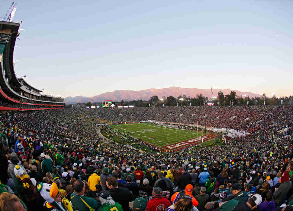 The Rose Bowl