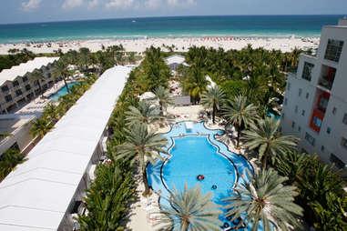 the raleigh hotel, miami, florida