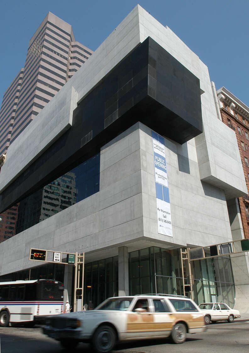 contemporary arts center, cincinnati, ohio