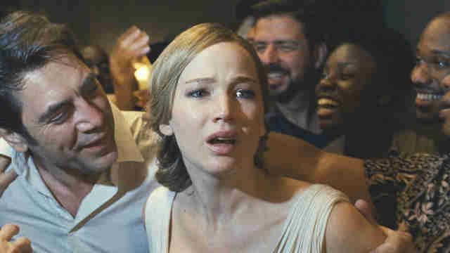 mother 2017 jennifer lawrence