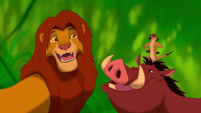 Lion King Netflix