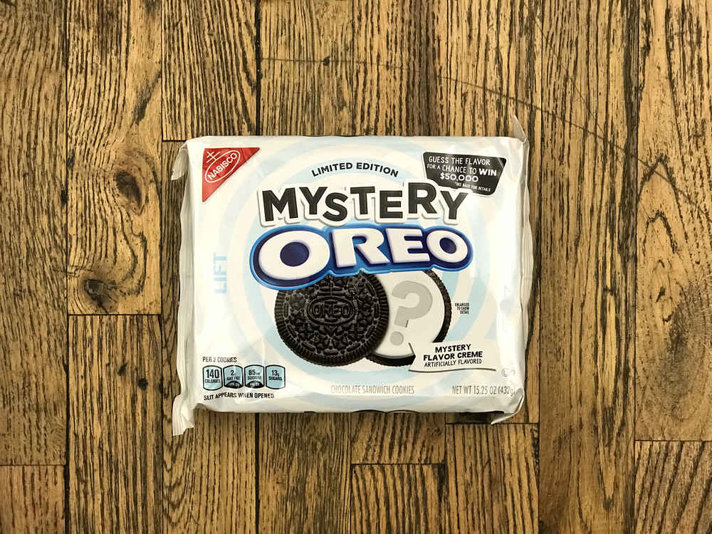 How to enter the oreo flavor contest