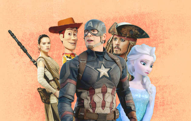 Everything We Know About Disney's Secret New Streaming Service