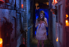 New Orleans' Most Terrifying Haunted Houses to Visit This Month