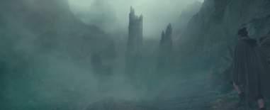 force tree in fog last jedi