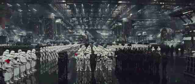 the first order the last jedi