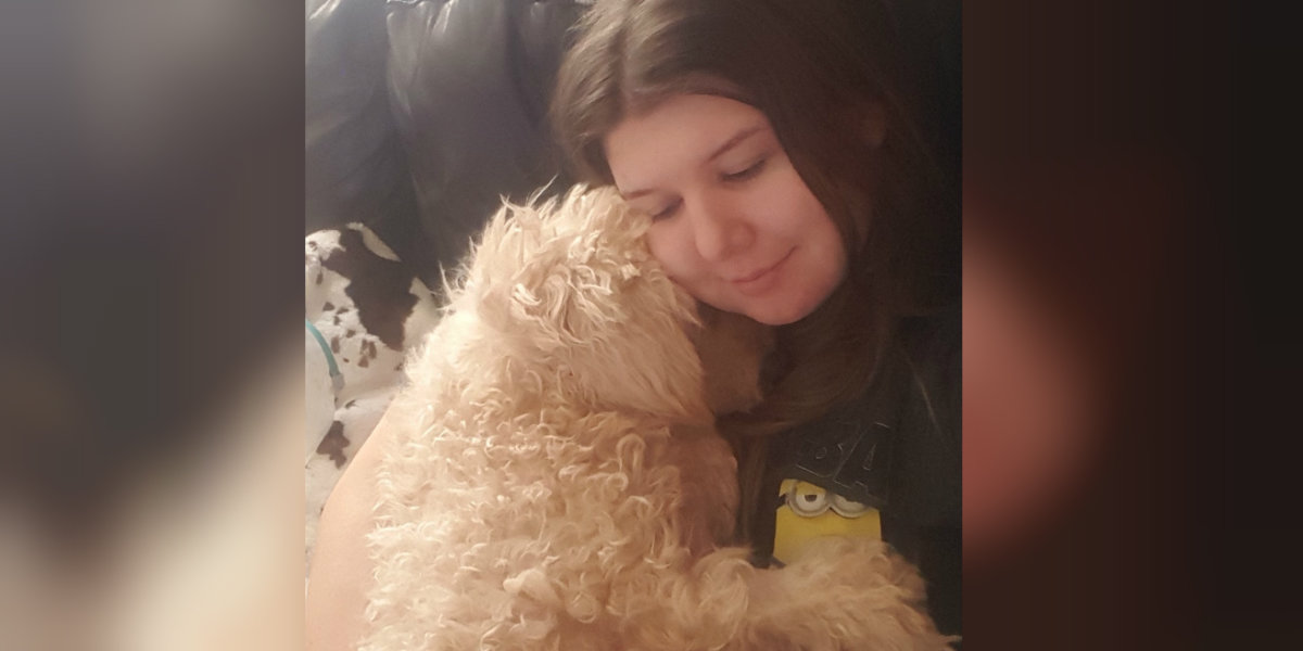 Couple Skips Trip To Disney World To Save A Sick Senior Dog
