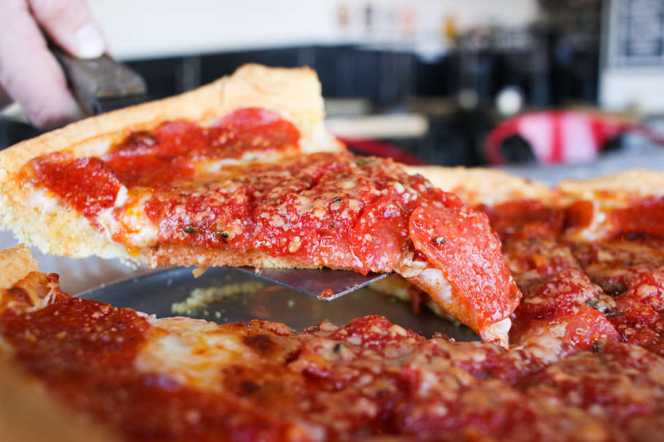 Best Pizza In Denver Places With The Slices