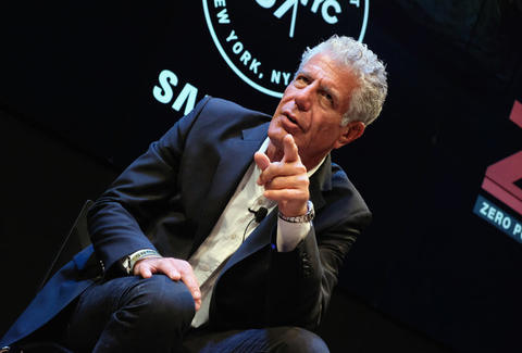 Anthony Bourdain yelp