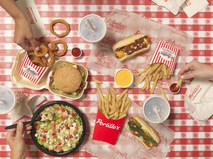 portillo's, midwest restaurant chain