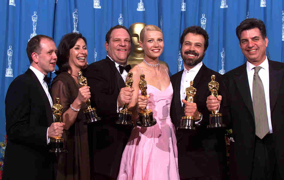 Shakespeare in Love oscar win