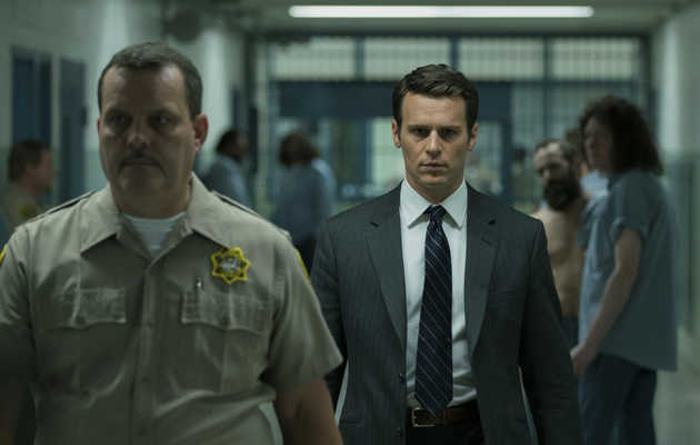 David Fincher Reveals How His Netflix Show 'Mindhunter' Toys With Serial Killer History