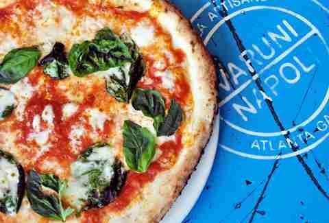 Best Pizza In Atlanta GA