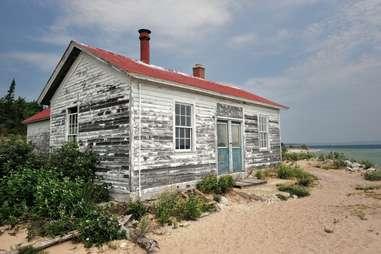 South Manitou Island, Leland, Michigan