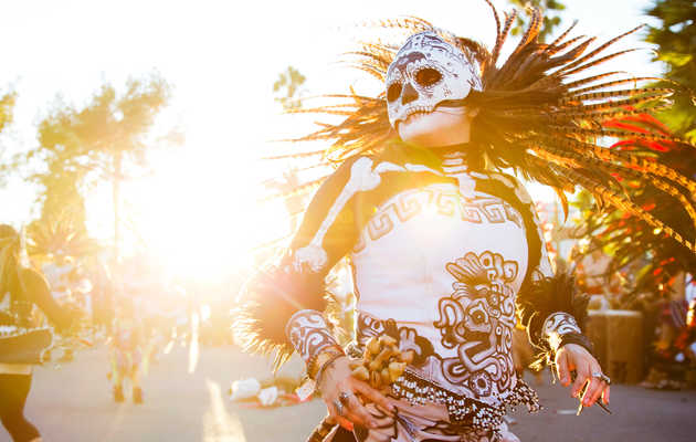 How to Live it up During Day of the Dead in Los Angeles