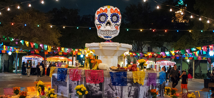 Day Of The Dead Everything Fun To Do In San Antonio