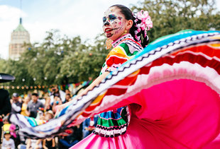 How to Live it up During Day of the Dead in San Antonio