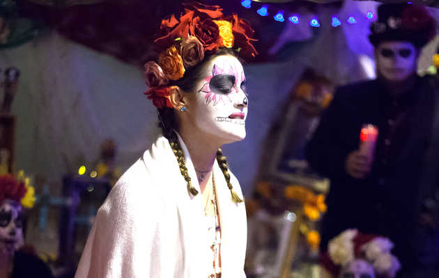 How to Live it up During Day of the Dead in San Francisco