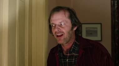 Jack Torrance The Shining