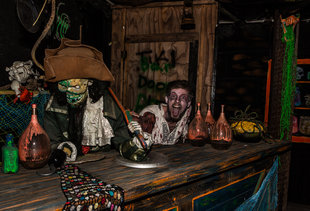 The Best Haunted Houses to Terrify You in Dallas-Fort Worth
