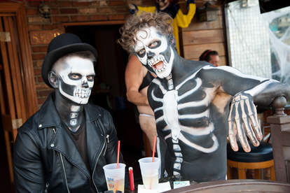Things To Do On Halloween In La Halloween Events In Los Angeles Thrillist
