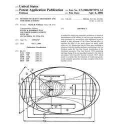 john titor time machine patent