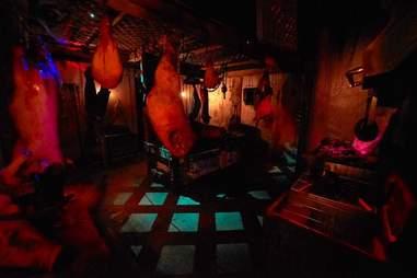 Dungeon of Doom Haunted House