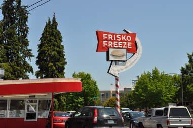 frisko freeze