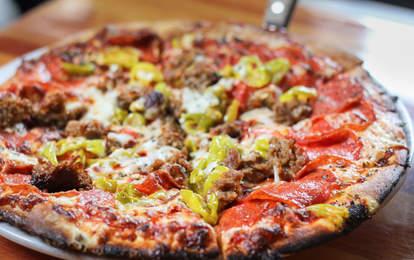 harmon tap room pizza