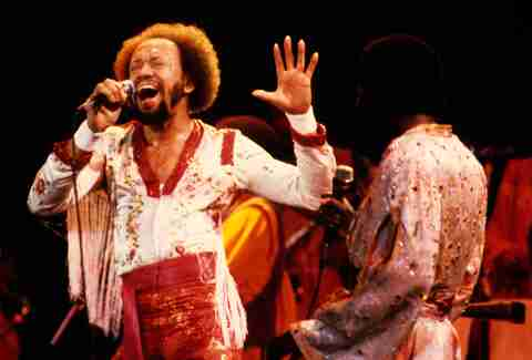 earth wind and fire band