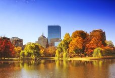 The Lazy Traveler's Guide to Fall Colors in New England