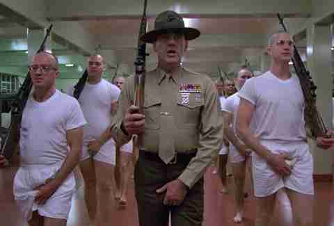 "masculinity in movies full metal jacket The movie ""full metal jacket"" is a war story about that part of history, about the vietnam war it was directed in 1987 and is based on gustav hasford's semi-autobiographical novel ""the short-timers."