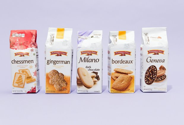 A Completely Obsessive Ranking of Pepperidge Farm Cookies