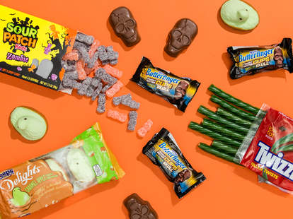 New Halloween Candy