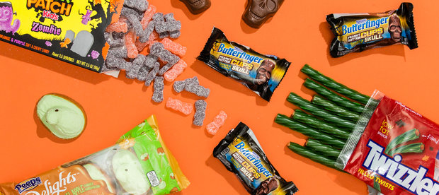 The Best New Halloween Candy for 2017