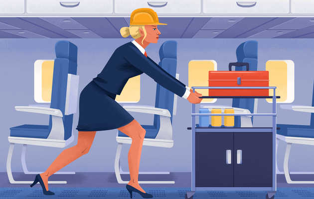 How to Fix the Airline Industry, According to Flight Attendants