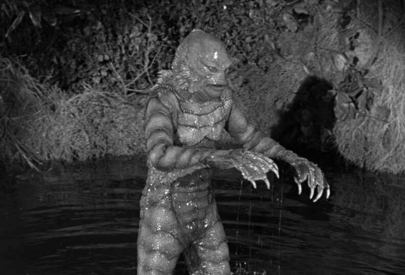 The Gill-Man